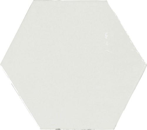 Zellige Hexa White 10,8x12,4 WH1201 € 89,95 m²
