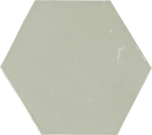 Zellige Hexa Mint 10,8x12,4 WH1206 € 89,95 m²
