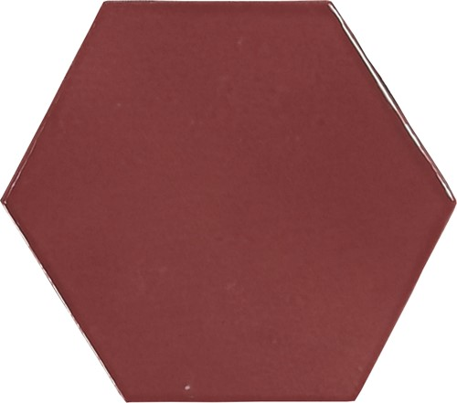 Zellige Hexa Wine 10,8x12,4 WH1207 € 89,95 m²
