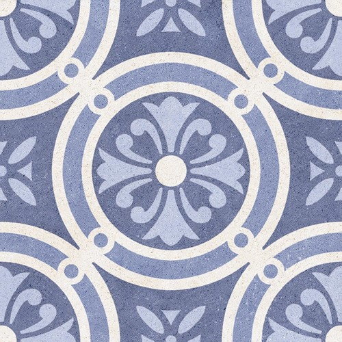 Vintage Mix Azul 25x25 CV2526 € 44,95 m²