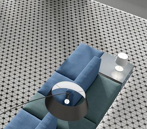 Hex25 Atom White 25x22 CV2278 € 54,95 m²-2