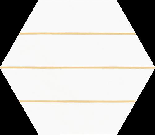 Hex25 Porto Savona Yellow 25x22 CV2237 € 54,95 m²