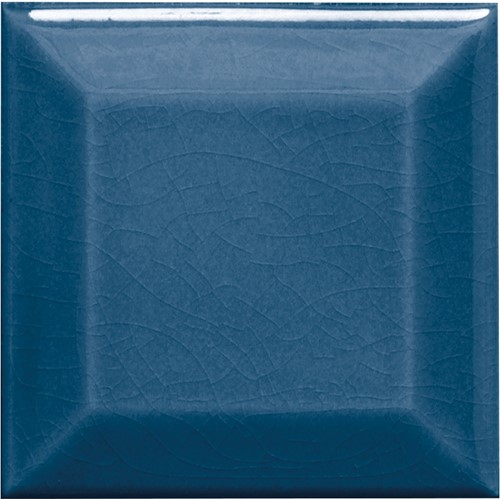 Biselado C/C Azul Oscuro 7,5x7,5 SM0518 € 2,95 st.