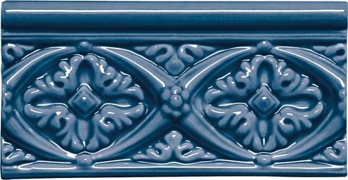 Relieve Bizantino 7,5x15 C/C Azul Oscuro SM0524 € 3,95 st.