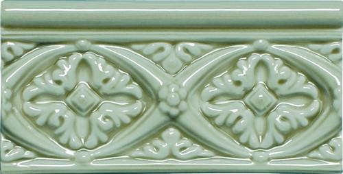 Relieve Bizantino 7,5x15, C/C Verde Claro SM0424 € 6,95 st.