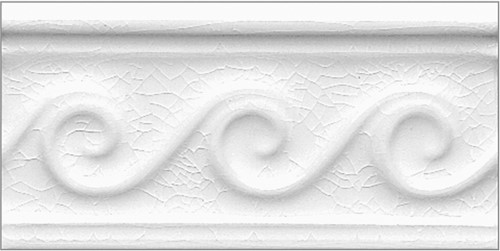Relieve Olas 7,5x15 C/C Blanco SM0121 € 3,95 st.