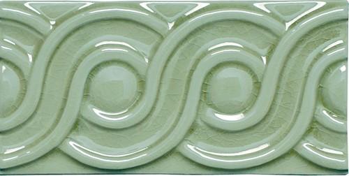 Relieve Clasico C/C Verde Claro 7,5x15 SM0460 € 7,95 st.