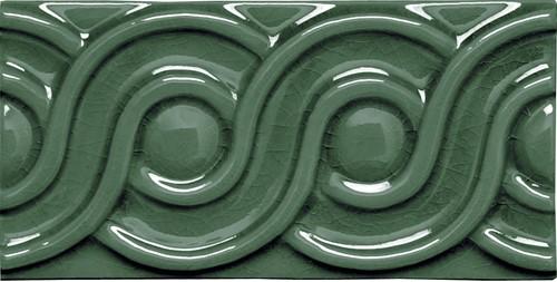 Relieve Clasico C/C Verde Oscuro 7,5x15 SM0660 € 5,95 st.