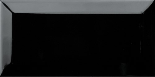 Biselado 7,5x15 Negro SN1714 € 69,95 m²