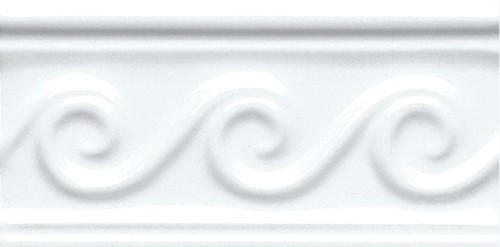 Relieve Olas 7,5x15 Blanco Z SN0725 € 6,95 st.