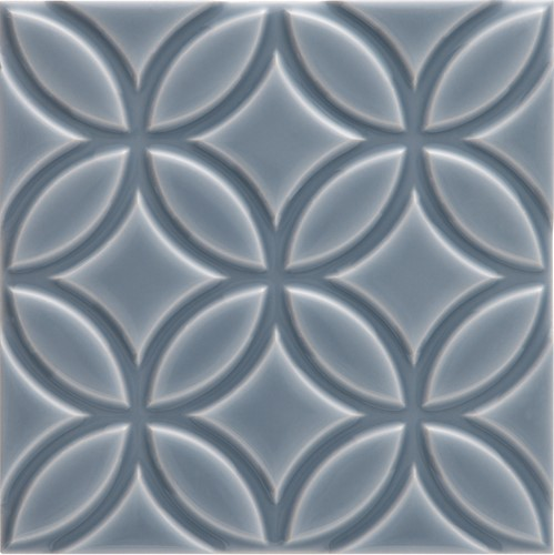 Liso Botanical Storm Blue 15x15 SN2766 € 84,95 m²