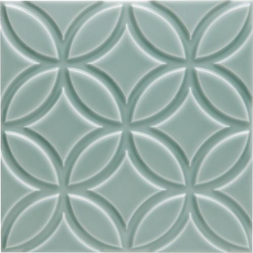 Liso Botanical Sea Green Z 15x15 SN1866 € 84,95 m²