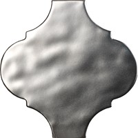 Arabesque Satin Silver 14,5x14,5 ARA1801 € 349,95 m²
