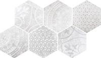 Alchimia Ars mix1 bianco/grigio 26,6x23 ALC107M € 99,95 m²-2