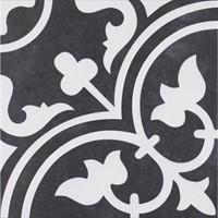 Arte Black 25x25 CV2568 € 44,95 m²