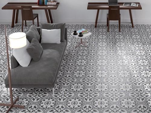 Arte White 25x25 CV2528 € 39,95 m²-2