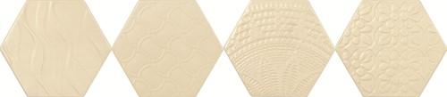 Examatt Decoro Relief Matt Bianco 15x17,1 TE6471 € 119,95 m²