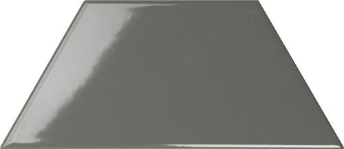 Trapez Glossy Piombo 23x10 TRA1633 € 99,95 m²