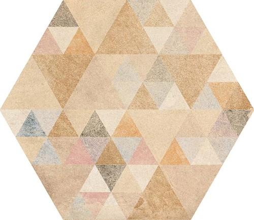 Laverton Hexágono Benenden Multicolor 23x26,6 VL5123 € 79,95 m²