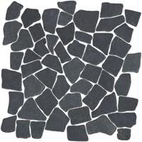 Stone Age Black Flat 30x30 SAT102 € 89,95 m²