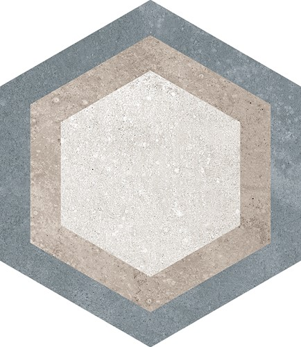 Rift Hexagon Bushmills Multicolor (mix) 23x26,6 VH2351 € 79,95 m²