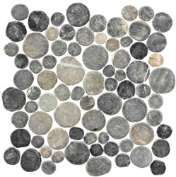 Stone Age Coins Silva Grey 30x30 SAC128 € 119,95 m²