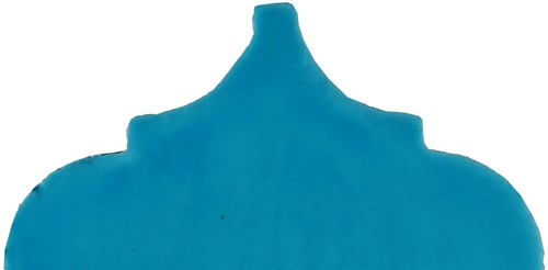 Curvilineo 13x13x1 Azul T-10 Ter 2 CU2610 € 3,95 st.