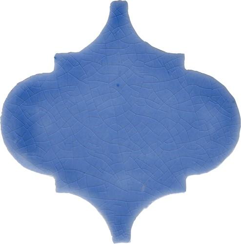Curvilineo 13x13 Azul CU1311 € 199,95 m²