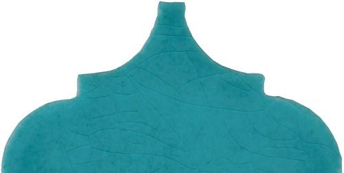 Curvilineo 13x13x1 Verde Azulado Ter 2 CU2627 € 3,95 st.