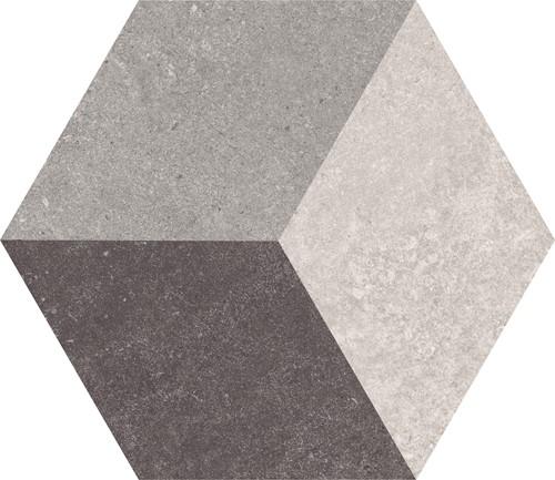 Hex25 Traffic 3D Cube 25x22 CV2271 € 54,95 m²