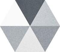 Hex25 Prisma Grey 25x22 CV2274 € 54,95 m²