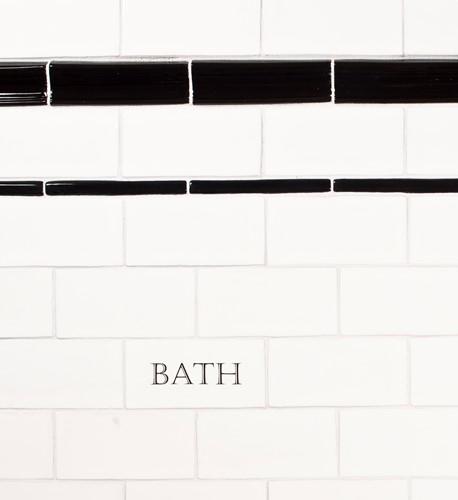 Kent Words Bath Snow White 7,5x15 KE0109 € 4,95 st.-3