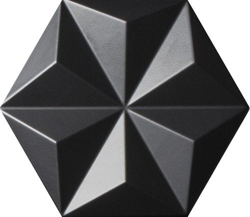 Origami 1 Nero Matt 26,6x23 ORI105M € 99,95 m²