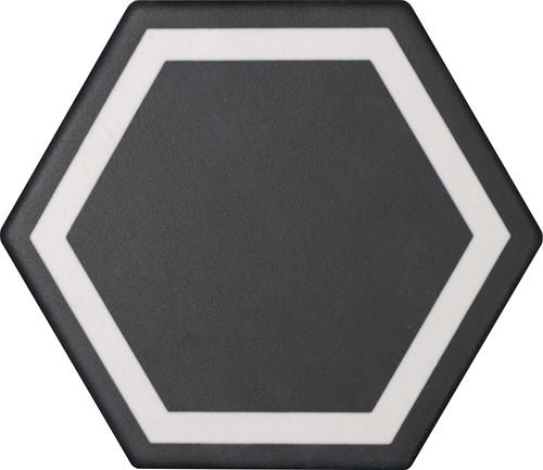 Examatt Decoro Tredi Nero 15x17,1 TE6456 € 149,95 m²