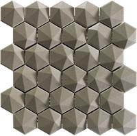Nordik 3D Hex Chesnut 34x32,6 NN3467 € 199,95 m²