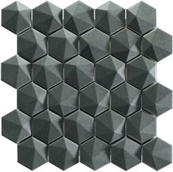 Nordik 3D Hex Smoke 34x32,6 NN3463 € 199,95 m²