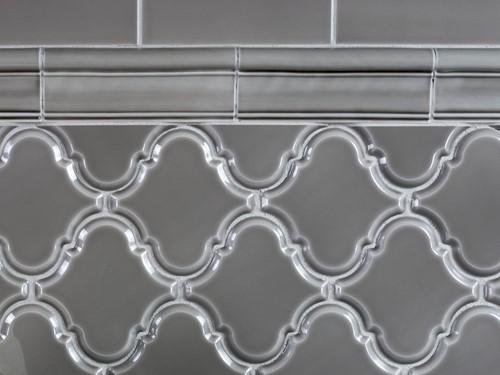 Arabesco Remate 7,5x8,5 Silver Sands AB3318 € 12,95 st.-2