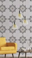 Elysee Nour Noir 59,3x59,3 RE5907 € 84,95 m²-2