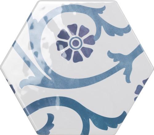 Exabright Decoro Mix Blu 15,3x17,5 TE6555 € 129,95 m²
