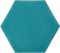 Manual Exagono 10x11,5 Verde Azulado EX1127 € 109,95 m²