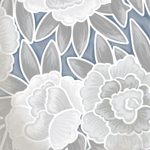 Vodevil Flores Gris 20x20 VD2065 € 49,95 m²