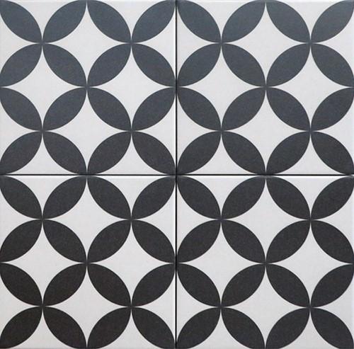La Madeleine Gilles Noir 20x20 RP2075 € 59,95 m²-2