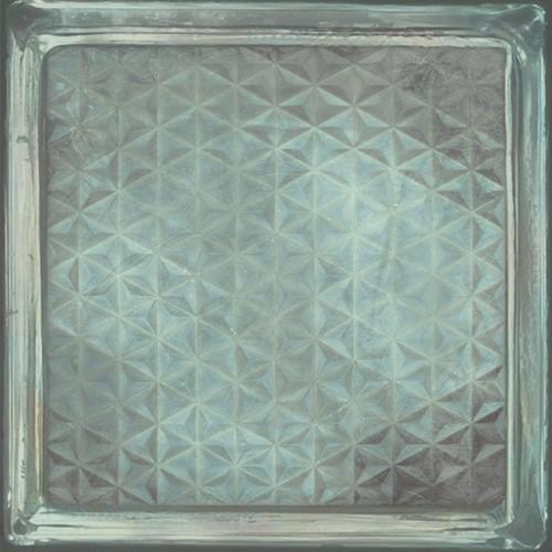 Glass Blue Brick (Mix) 20x20 GG2062 € 54,95 m²
