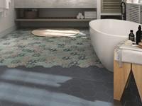Good Vibes Lagoon 14x16 MV1403 € 84,95 m²-2