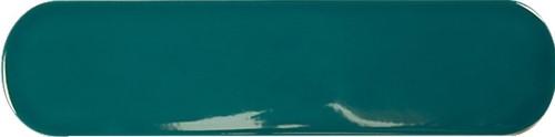 Grace Oval Teal Gloss 7,5x30 WG0204 € 74,95 m²