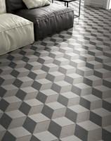 Hex25 Traffic 3D Cube 25x22 CV2271 € 54,95 m²-3