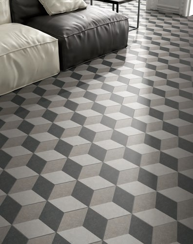 Hex25 Traffic Grey 25x22 CV2212 € 54,95 m²-3