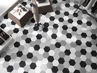 Hex25 Basic White 25x22 CV2207 € 54,95 m²-2