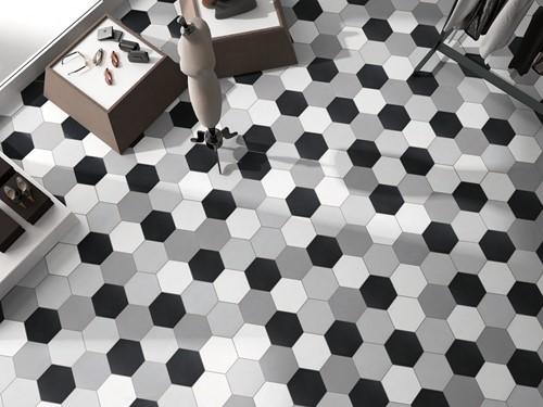 Hex25 Basic Grey 25x22 CV2209 € 54,95 m²-2