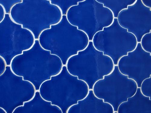 Curvilineo 13x13 Azul CU1311 € 199,95 m²-3